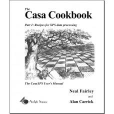 CasaXPS Cookbook - Part 1