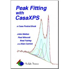 Peak Fitting with CasaXPS